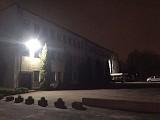 Modernizacja oświetlenia zewnętrznego lampami EcoEnergy LED 150W parkingu Urząd Kontroli Skarbowej w Słupsku